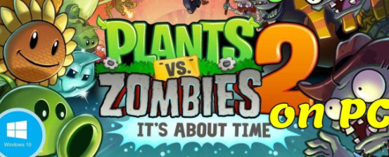 game pc plants vs zombie 2